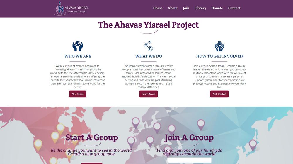 Ahavas Yisrael Project