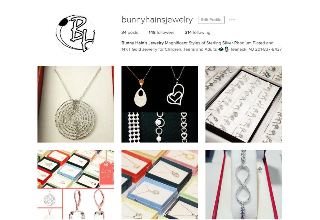 Bunny Hains Jewelry