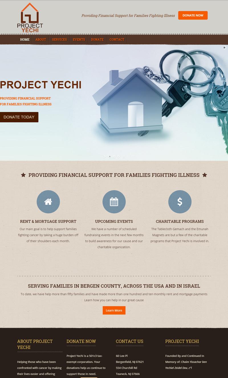 Project Yechi