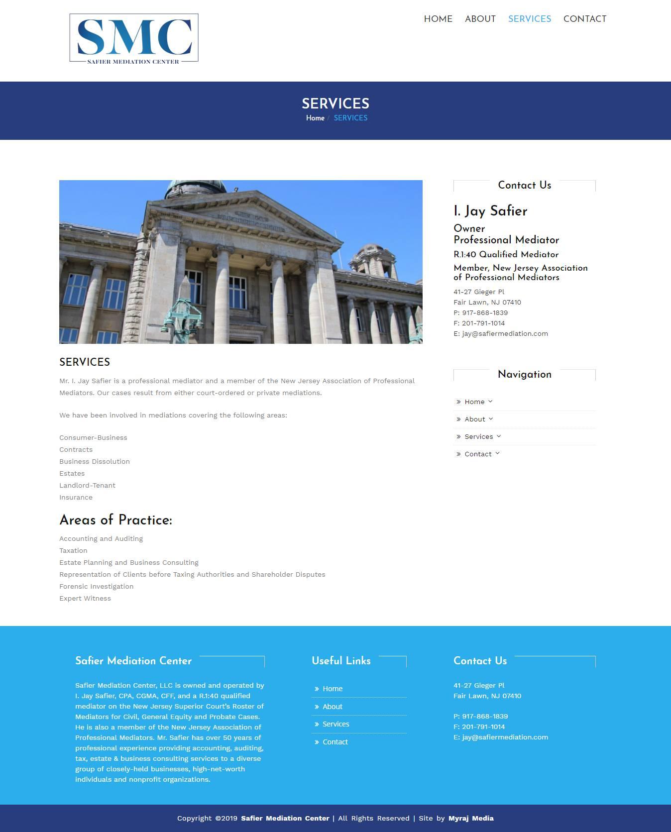 Safier Mediation Center