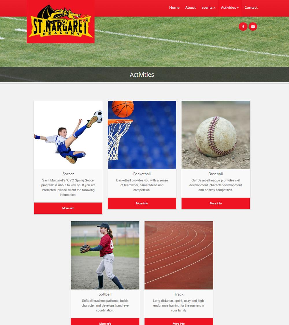 St. Margaret Sports Association
