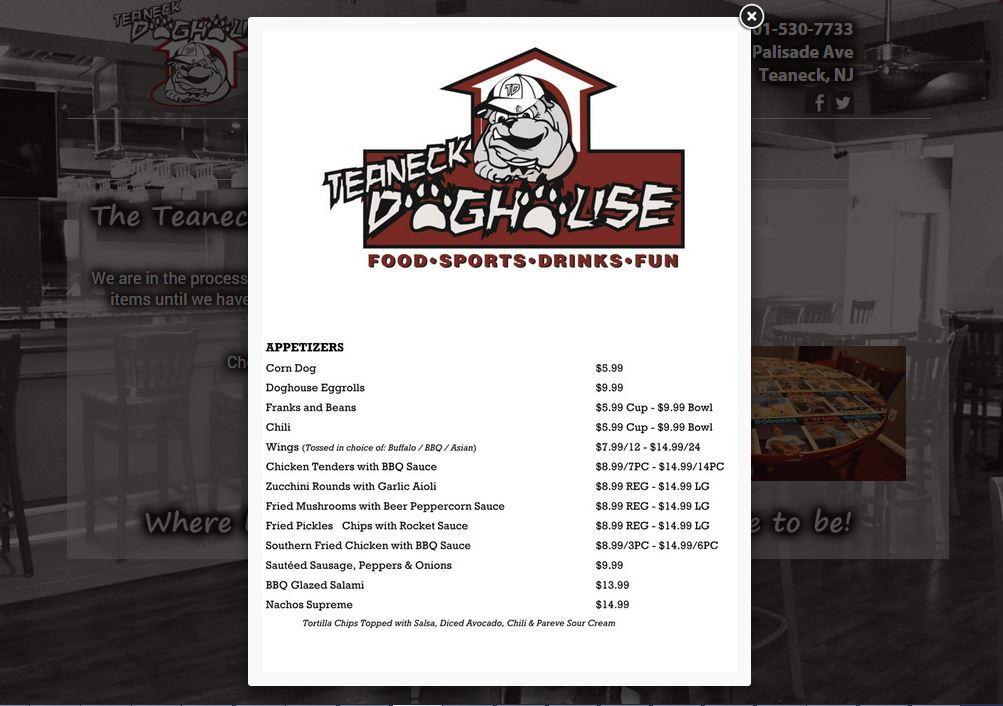 Teaneck Doghouse