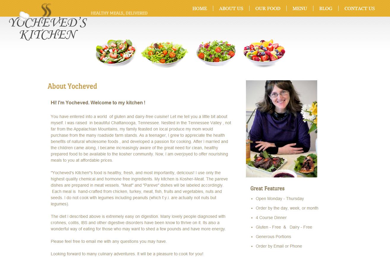 Yocheved's Kitchen